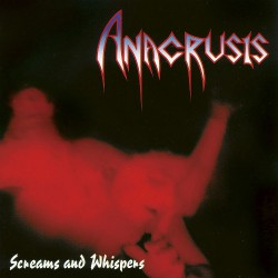 Anacrusis - Screams And Whispers - CD DIGIPAK