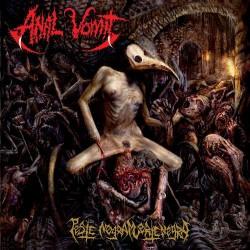 Anal Vomit - Peste Negra Muerte Negra - CD