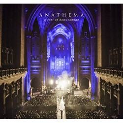 Anathema - A Sort Of Homecoming - 2CD + DVD DIGIBOOK