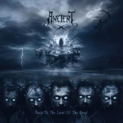 Ancient - Back To The Land Of The Dead - CD