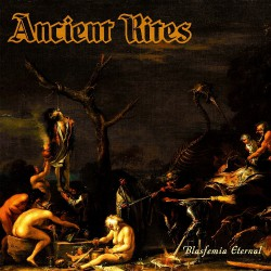 Ancient Rites - Blasfemia Eternal - LP COLOURED