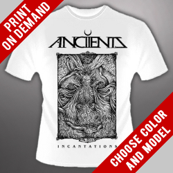 Anciients - Incantations - Print on demand