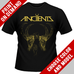 Anciients - Voice of the Void - Print on demand