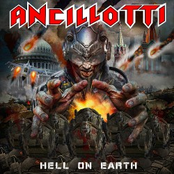 Ancillotti - Hell On Earth - CD