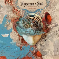 Anderson/Stolt - Invention of Knowledge - CD DIGIPAK