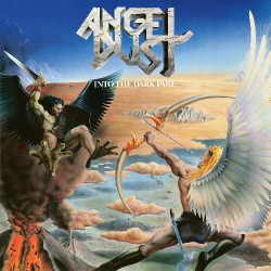 Angel Dust - Into The Dark Past - LP COLOURED