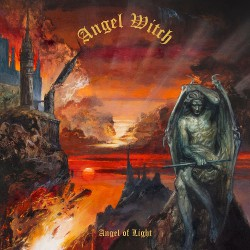 Angel Witch - Angel Of Light - CD DIGIPAK