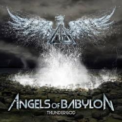 Angels Of Babylon - Thundergod - CD DIGIPAK