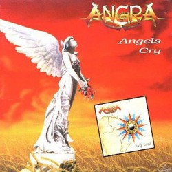 Angra - Angels Cry / Holy Land - DOUBLE CD