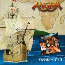 Angra - Freedom Call / Holy Live - DOUBLE CD