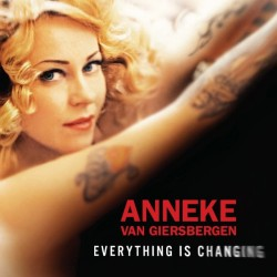 Anneke Van Giersbergen - Everything Is Changing - LP Gatefold Coloured