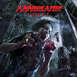 Annihilator - Feast - CD