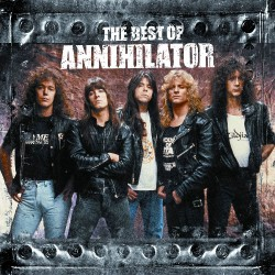 Annihilator - The Best Of - CD