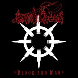 Annihilatus - Blood And War - CD DIGIPAK