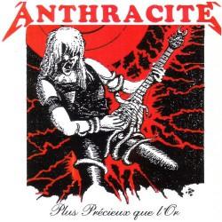 Anthracite - Plus Précieux Que l'Or - LP