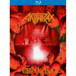 Anthrax - Chile On Hell - BLU-RAY