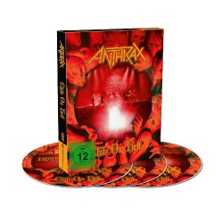 Anthrax - Chile On Hell - DVD + 2CD DIGIPAK