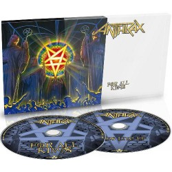 Anthrax - For All Kings - 2CD DIGISLEEVE SLIPCASE