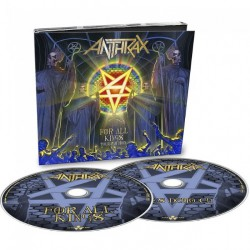 Anthrax - For All Kings [Tour Edition] - 2CD DIGISLEEVE