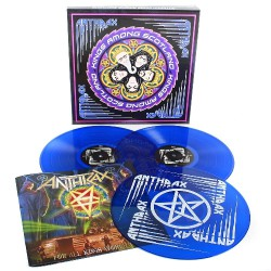Anthrax - Kings Among Scotland - 3LP BOX