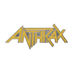 Anthrax - Logo - METAL PIN