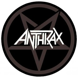 Anthrax - Pentathrax - BACKPATCH