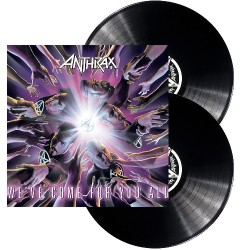 Anthrax - We've Come For You All - DOUBLE LP Gatefold