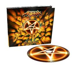 Anthrax - Worship Music - CD DIGIPAK