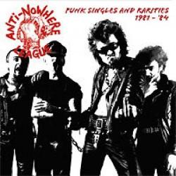 Anti Nowhere League - Punk Singles and Rarities 1981-'84 - DOUBLE LP