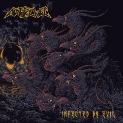 Antipeewee - Infected By Evil - CD DIGIPAK