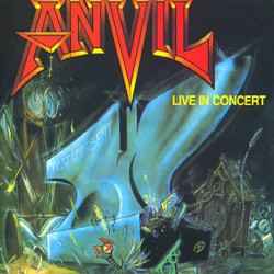 Anvil - Past & Present - Live Concert - CD DIGIPAK
