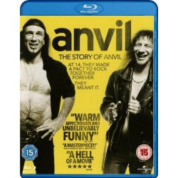 Anvil - The Story of Anvil - BLU-RAY