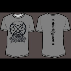 Aosoth - Logo (Grey) - T-shirt (Men)