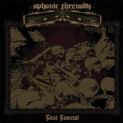 Aphonic Threnody - First Funeral - LP
