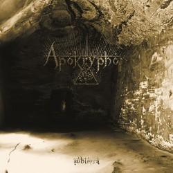 Apokryphon - Subterra - CD A5