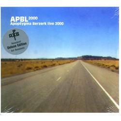 Apoptygma Berzerk - APBL 2000 - CD DIGIPAK