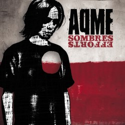 AqME - Sombres efforts - CD