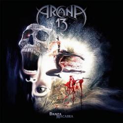 Arcana 13 - Danza Macabra - CD DIGIPAK