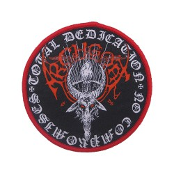 Archgoat - Total Dedication - No Compromises - Patch