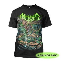 Archspire - Lab Monsters Glow - T-shirt (Men)