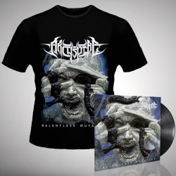 Archspire - Relentless Mutation - LP gatefold + T-shirt bundle (Men)