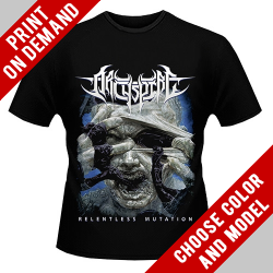 Archspire - Relentless Mutation - Print on demand