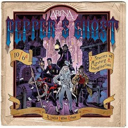 Arena - Pepper's Ghost - CD