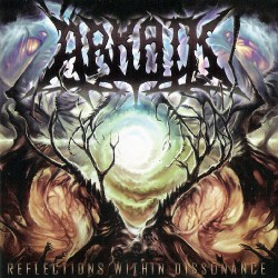 Arkaik - Reflections Within Dissonance - CD