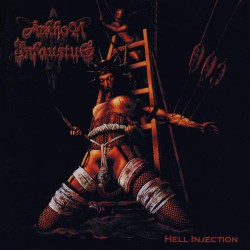 Arkhon Infaustus - Hell Injection - CD
