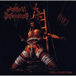 Arkhon Infaustus - Hell Injection - LP