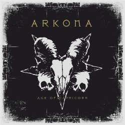 Arkona - Age Of Capricorn - CD DIGIPAK
