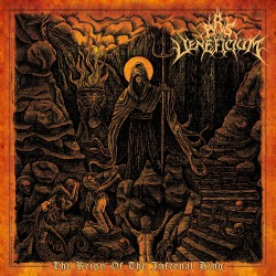 Ars Veneficium - The Reign Of The Infernal King - CD SLIPCASE