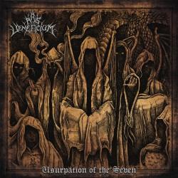 Ars Veneficium - Usurpation Of The Seven - CD