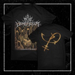 Ars Veneficium - Usurpation Of The Seven (Design I) - T-shirt (Men)